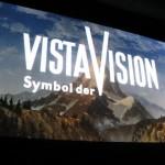 Aufblende des berühmten Paramount-Symbols in Manier eines 3D-Films
