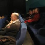 Auch Technik hält im Kinomuseum die Aufmerksamkeit seiner Mitglieder aufrecht.