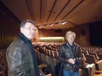 Kinomuseum an der MfS-Gedenkstätte Berlin-Lichtenberg