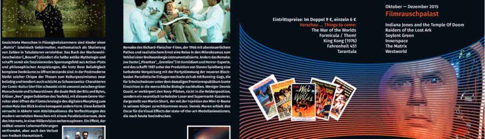 Fantastic Worlds On The Curved Screen – Die Filmreihe